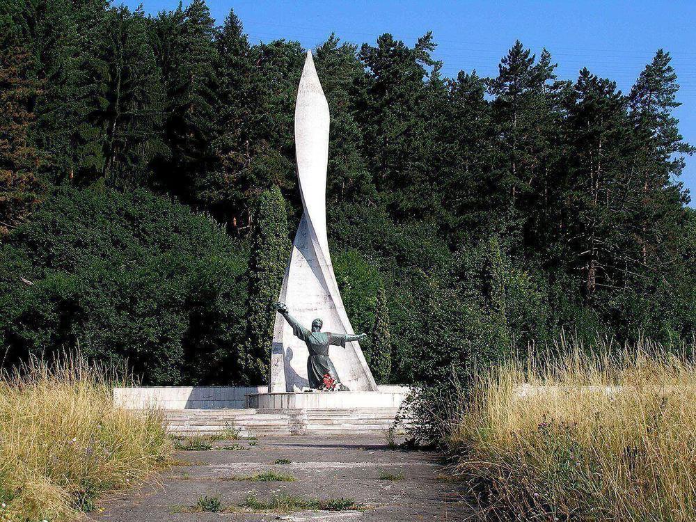 Pamätník v Nemeckej