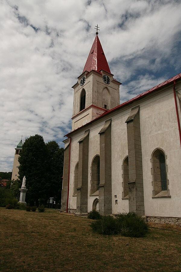 Kostol sv. Mikuláša v Pukanci
