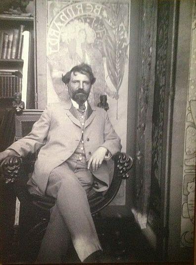 Alfons Mucha, 1899