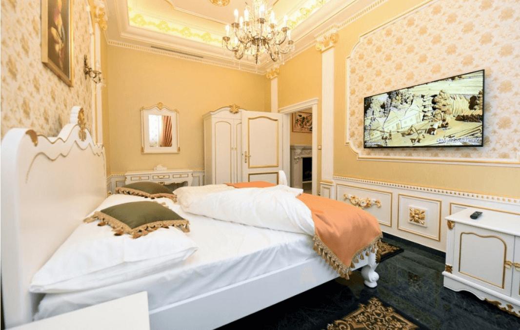 Prezidentský apartmán