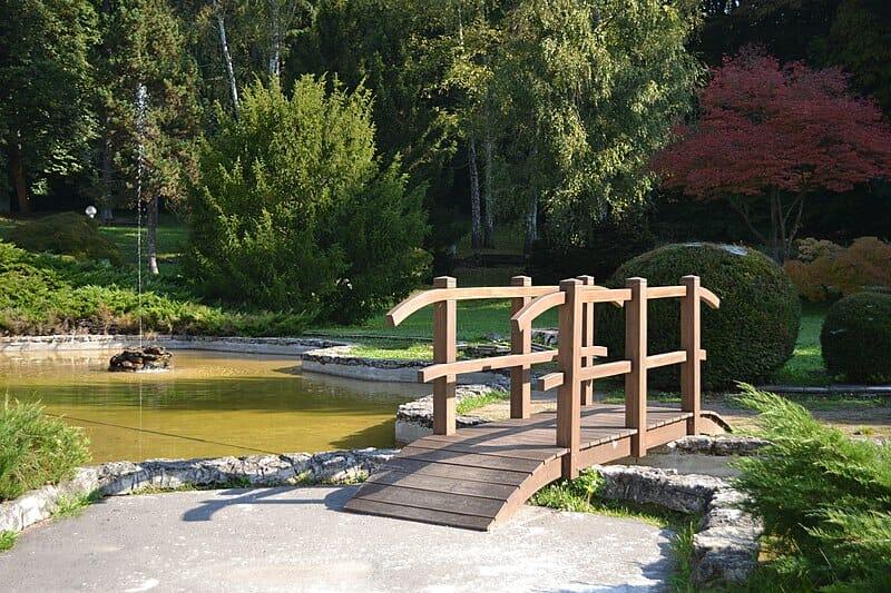Kúpeľný park Sliač