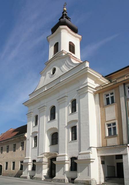 Kostol svätej Anny