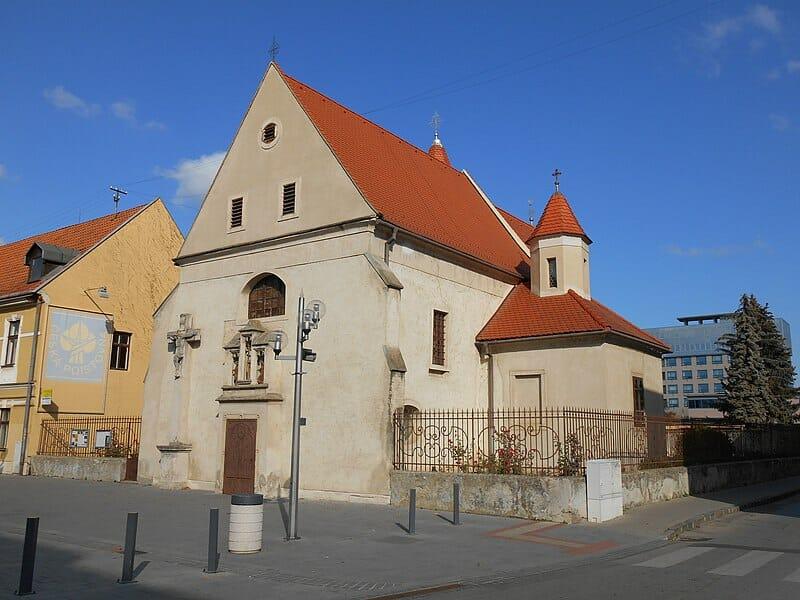 Kostol svätej Heleny