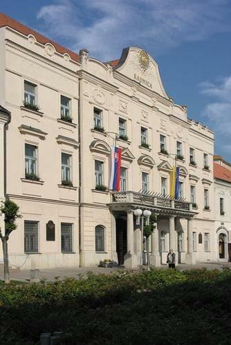 Mestská radnica Trnava