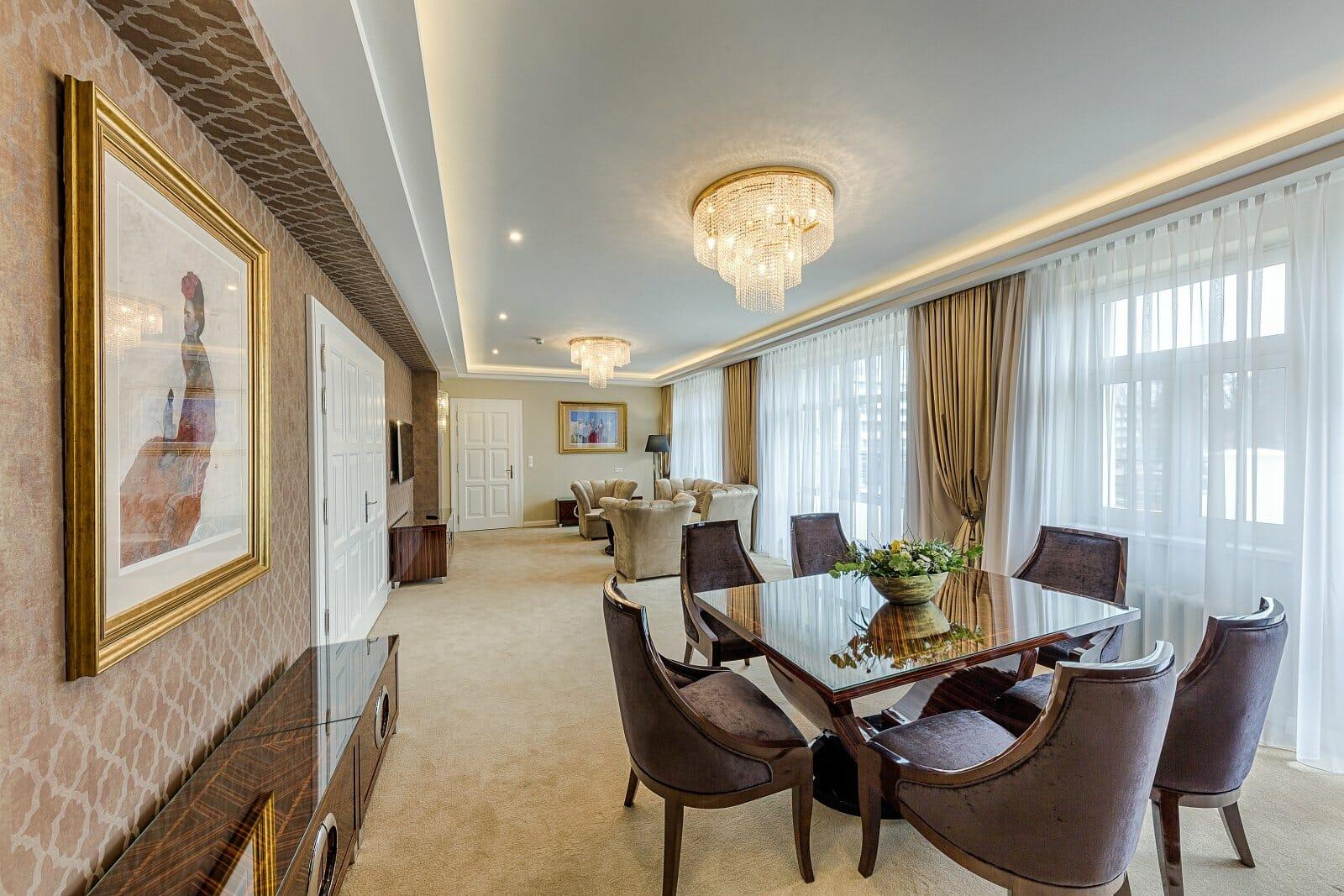 Apartmán Royal Elisabeth