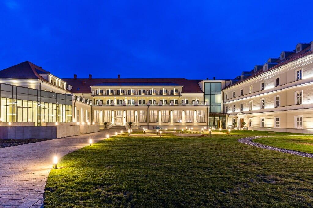 Hotel Royal Palace, Turčianske Teplice