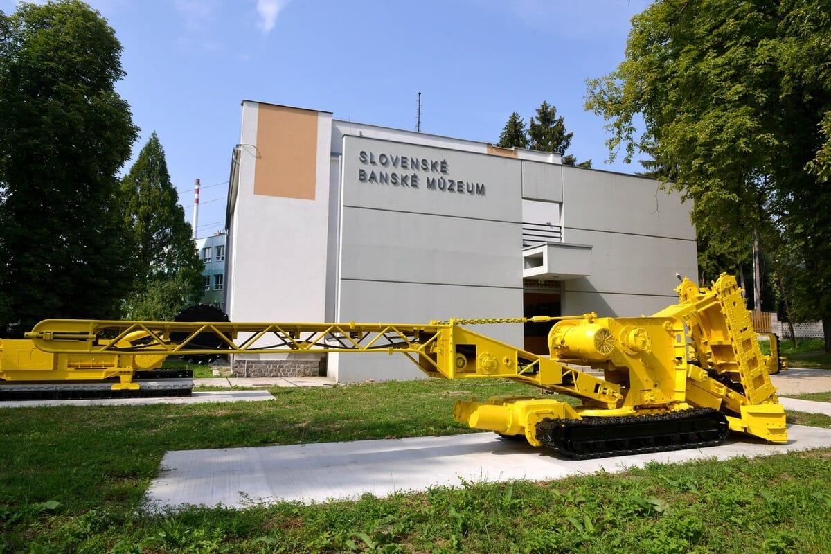 Slovenské banské múzeum v Handlovej