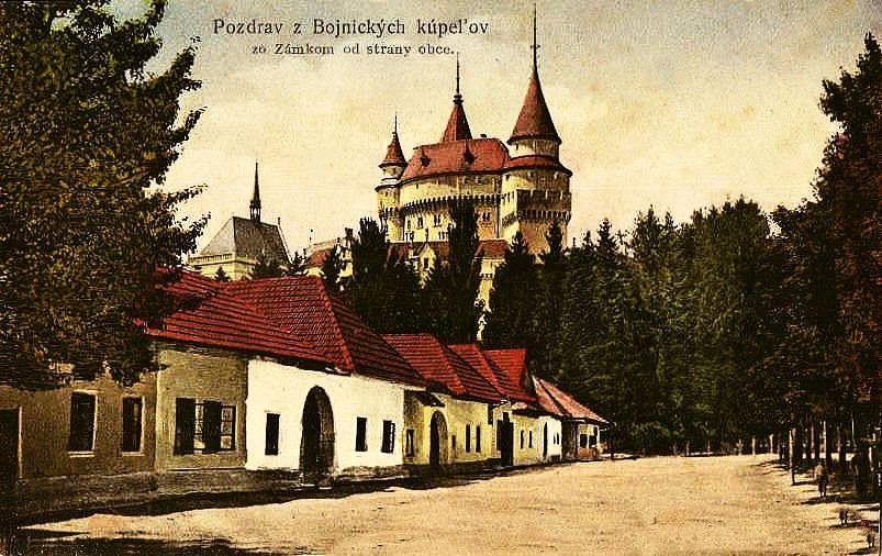 Kúpele Bojnice