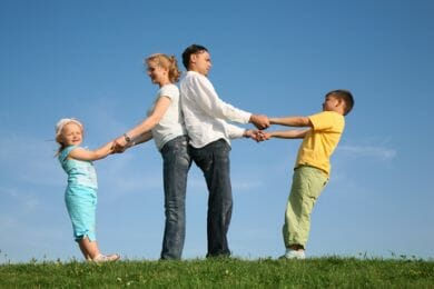Ilustračný - rodina
