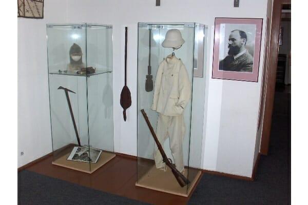 Múzeum Štefánika v Košariskách