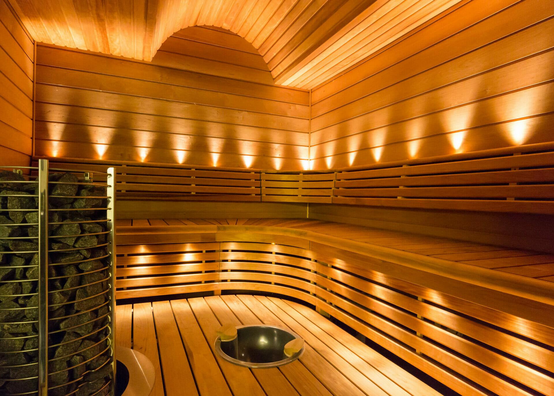 Najznámejším typom sauny je fínska sauna