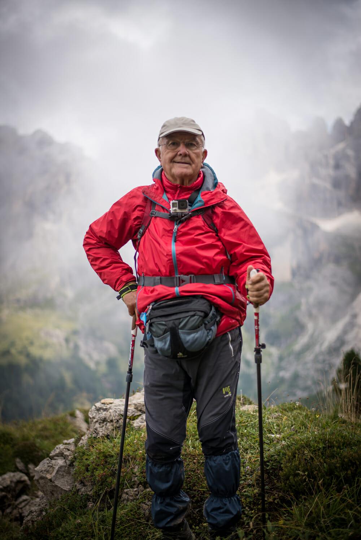 Nordic walking je šport vhodný pre všetky vekové kategórie
