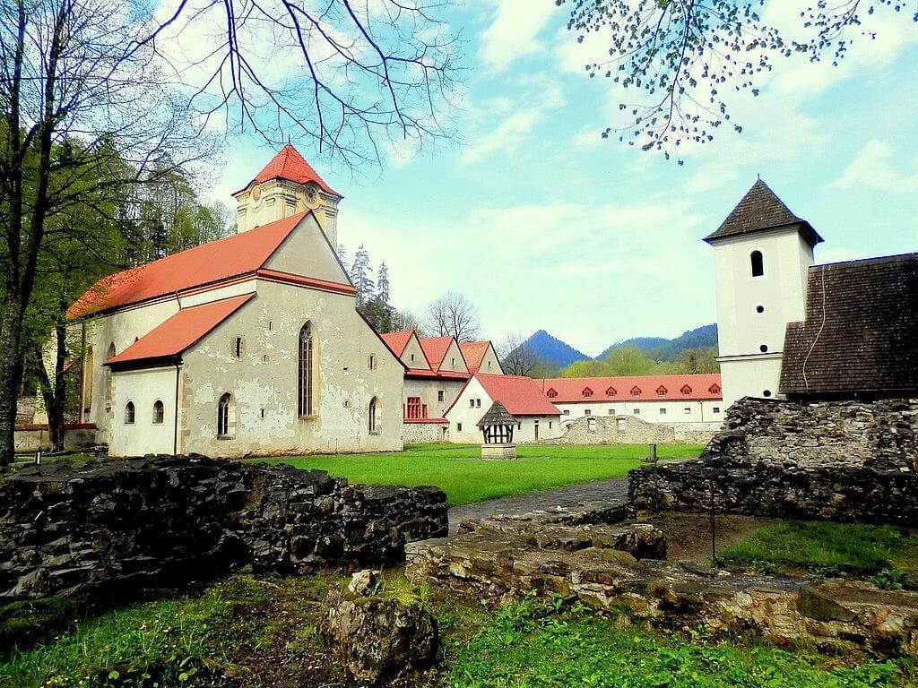 Červený kláštor – kláštor kartuziánov