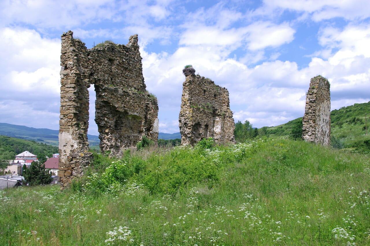 Holumnický hrad