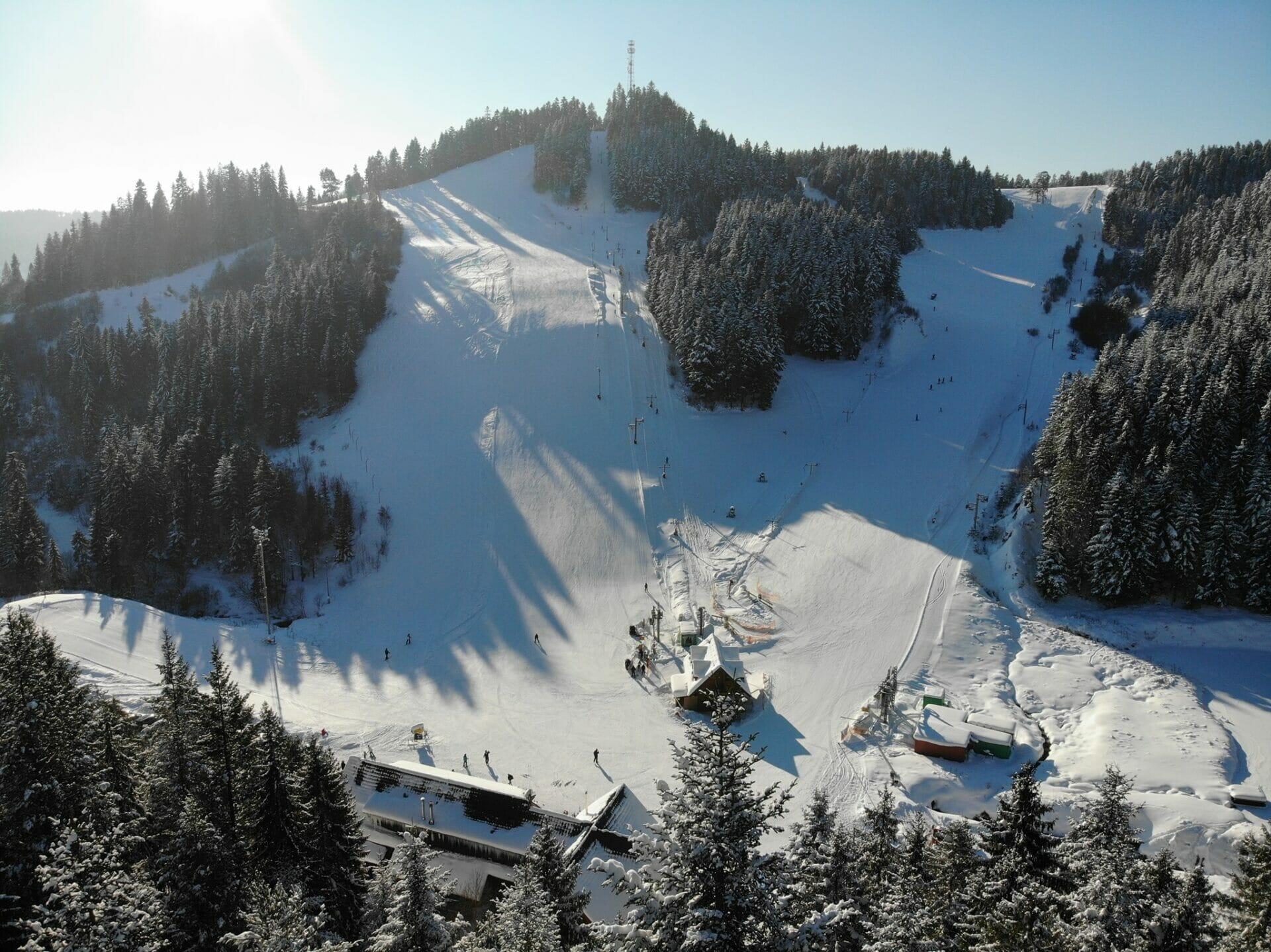 Ski Park Vyšné Ružbachy