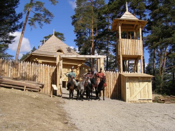 Stredoveký vojenský tábor, Stará Ľubovňa