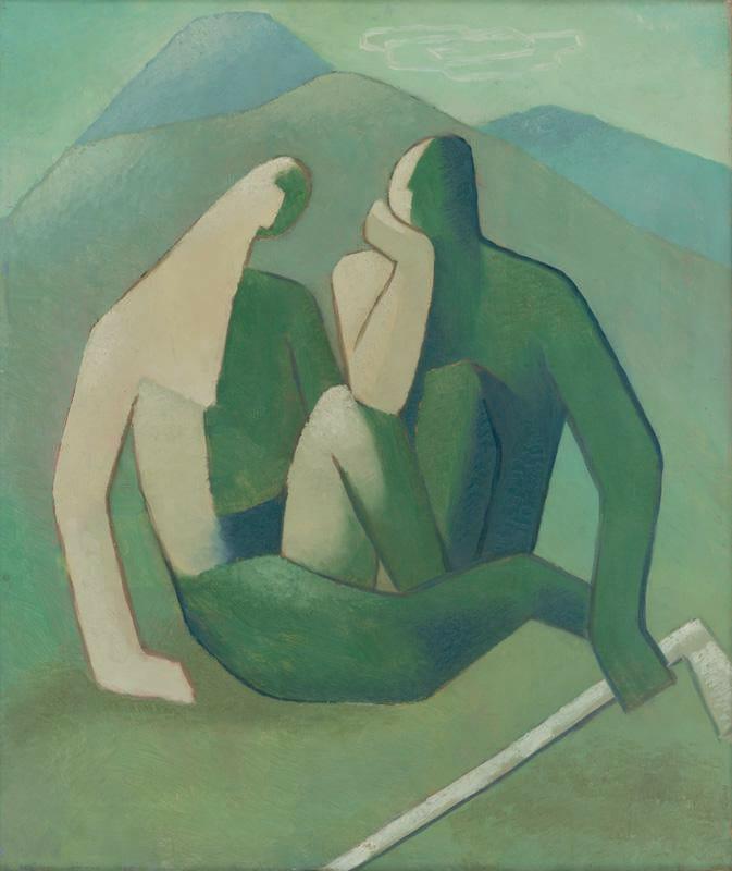 Zbojníci - Mikuláš Galanda, SNG, okolo roku 1932