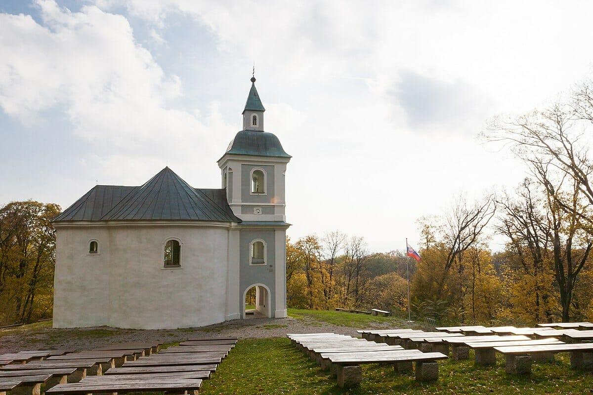 Rotunda Jurko v Nitrianskej Blatnici