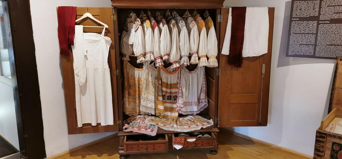 Čičmiansky ľudový odev