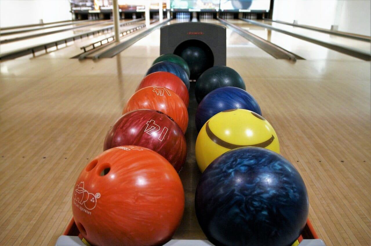 Bowlingové gule
