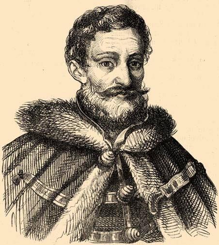 Štefan Verböczy (1458-1541)