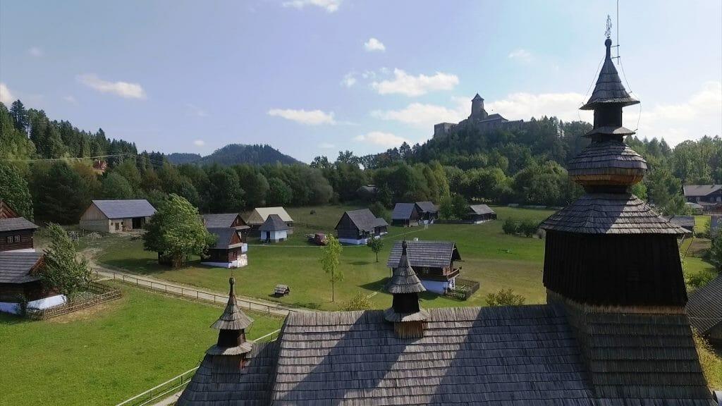 Skanzen pod Ľubovnianskym hradom