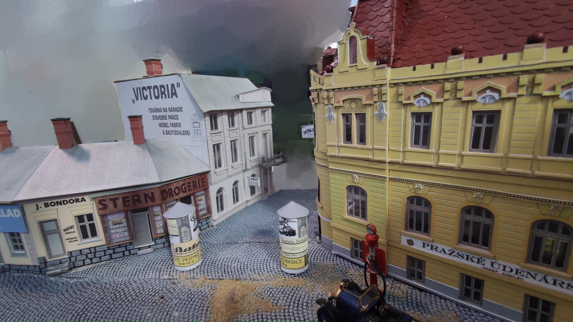 Miniatúry mestečka