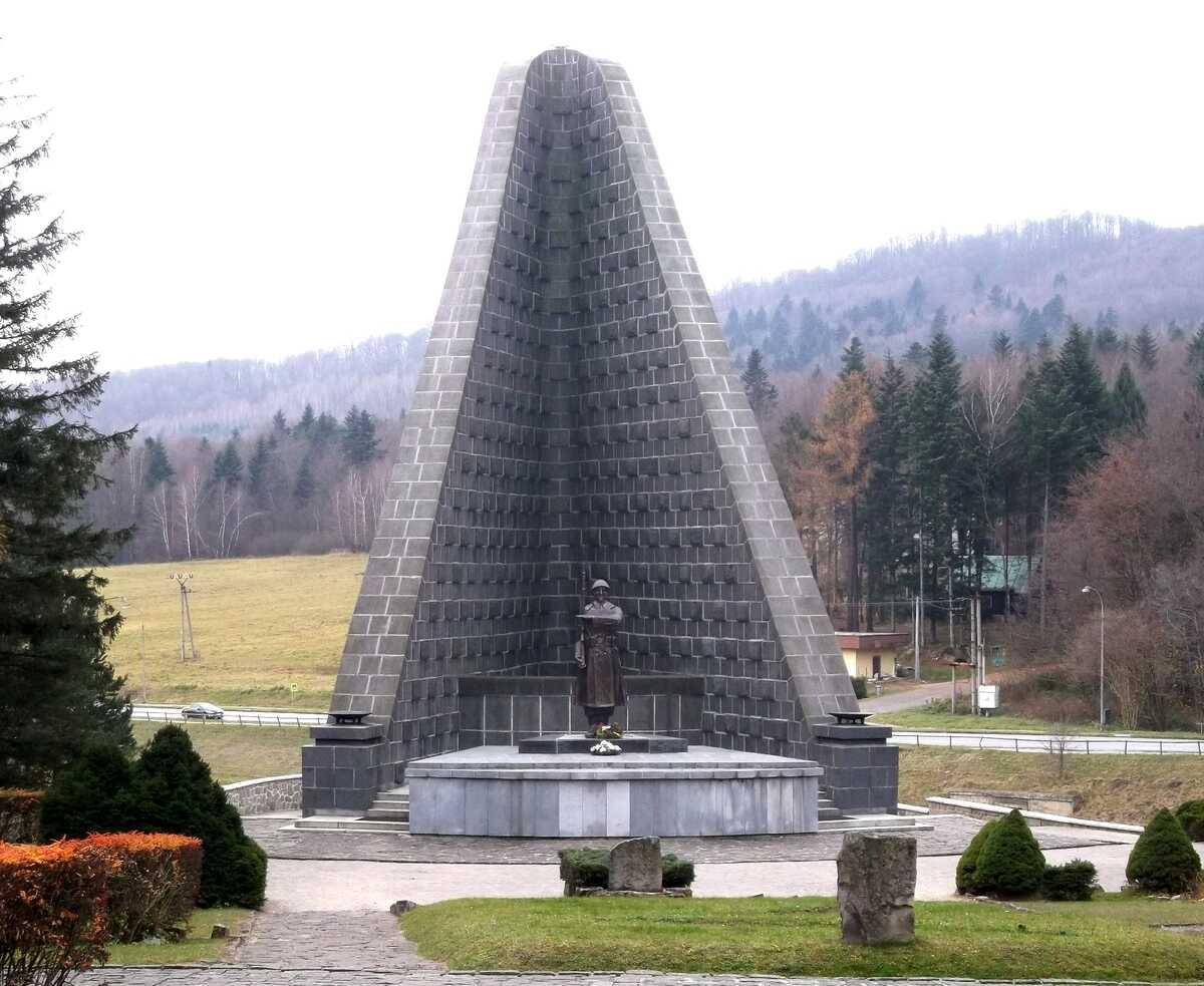 Pamätník na čs.armádneho zboru