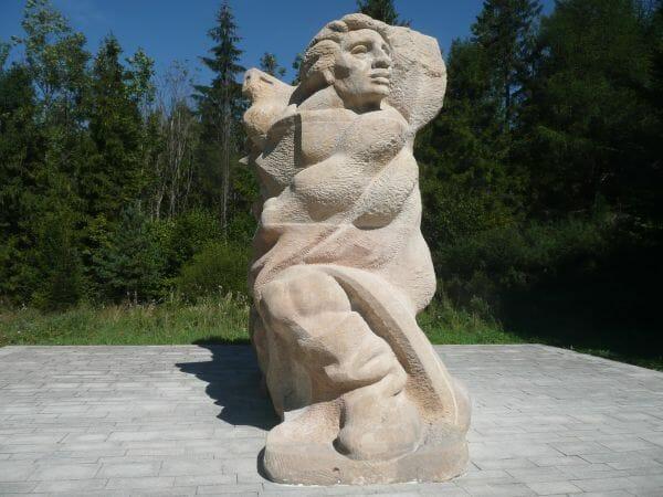 Pomník prieskumnej jednotky Míľnik