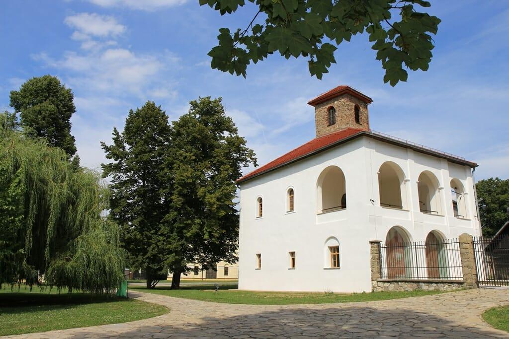 Kaplnka Budatínskeho hradu z 18.storočia