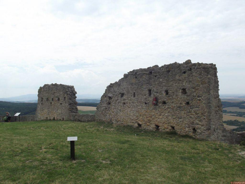 Hrad Branč – Dolný hrad