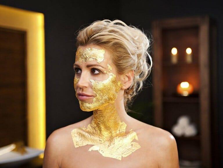 Kozmetické účinky zlata - Kúpele Turčianske Teplice