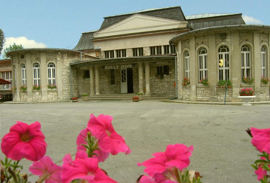 Biely dom grófa Zamoyského