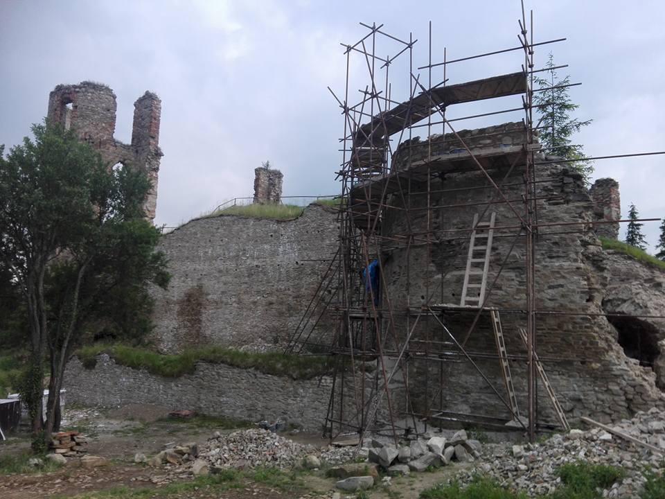 Obnova Plavečského hradu