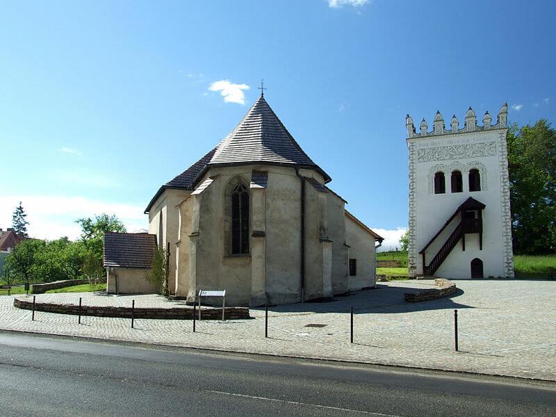 Kostol sv.Anny Strážky