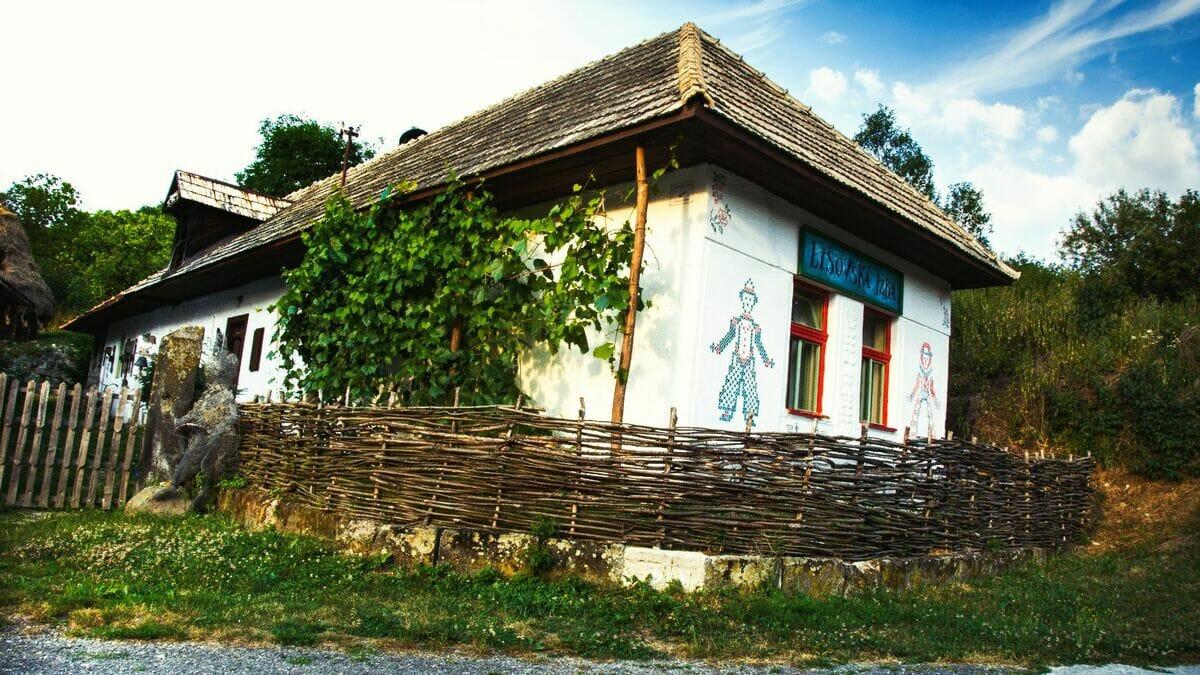 Lišovská izba - Lišov Múzeum