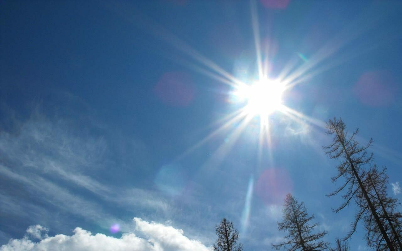 Samotné slnko má liečivé účinky