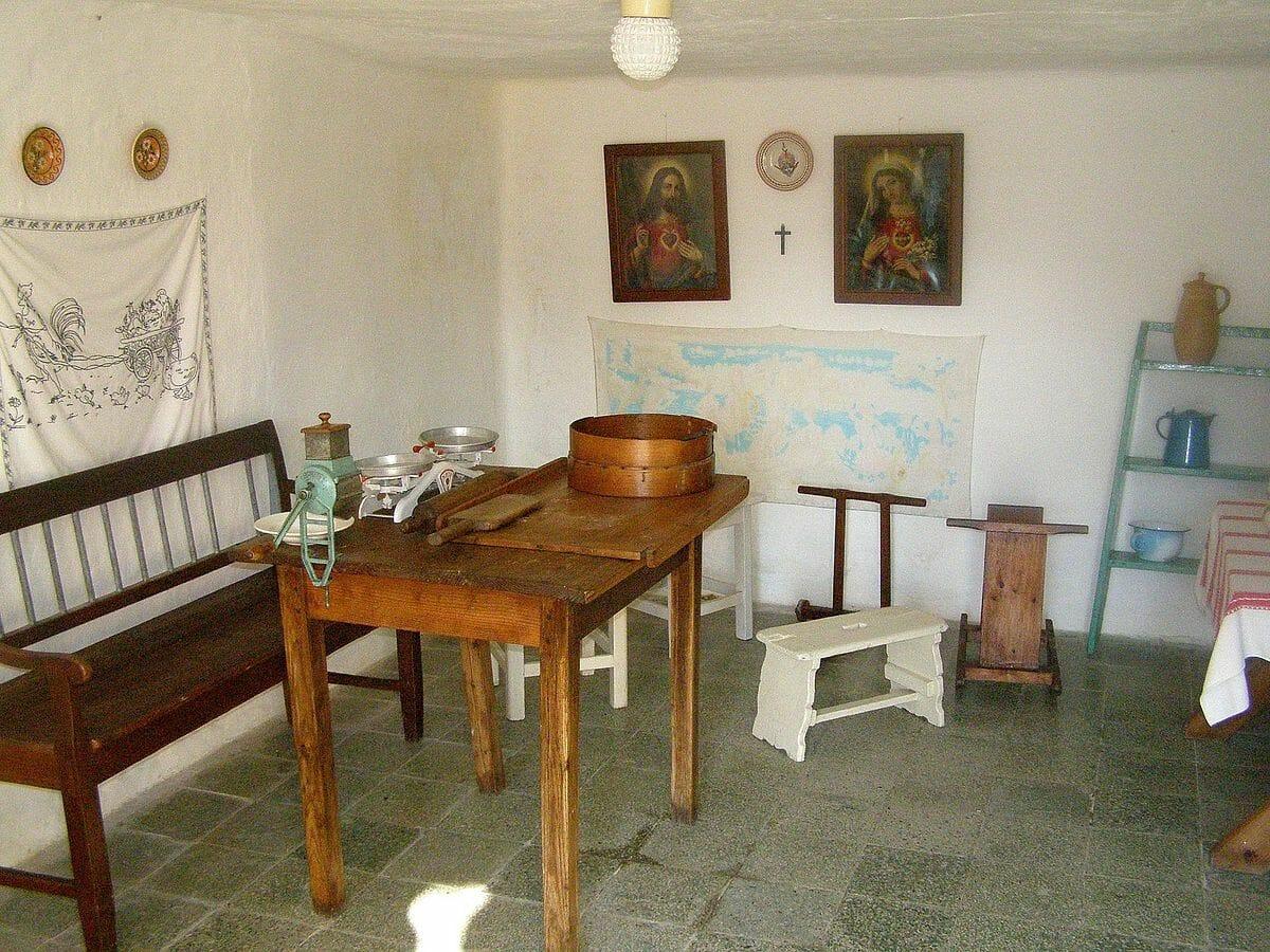 Vysunutá expozícia Tekovského múzea v Brhlovciach
