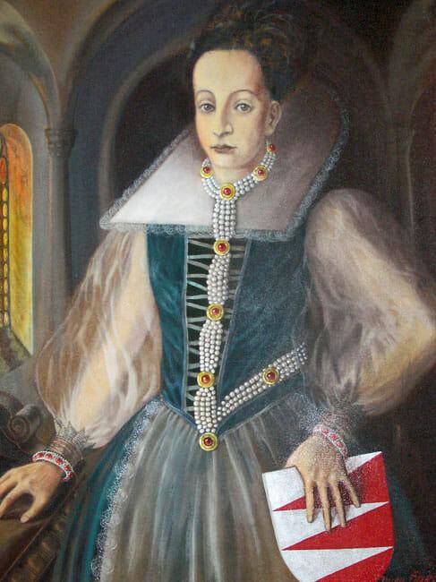 Alžbeta Báthoryová