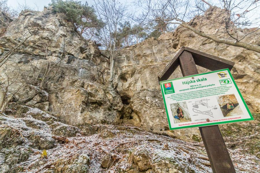 Hájska jaskyňa