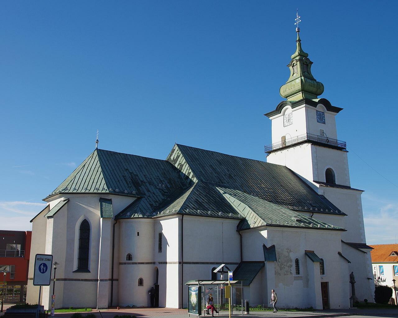 Kostol sv. Bartolomeja v Prievidzi (Farský kostol)
