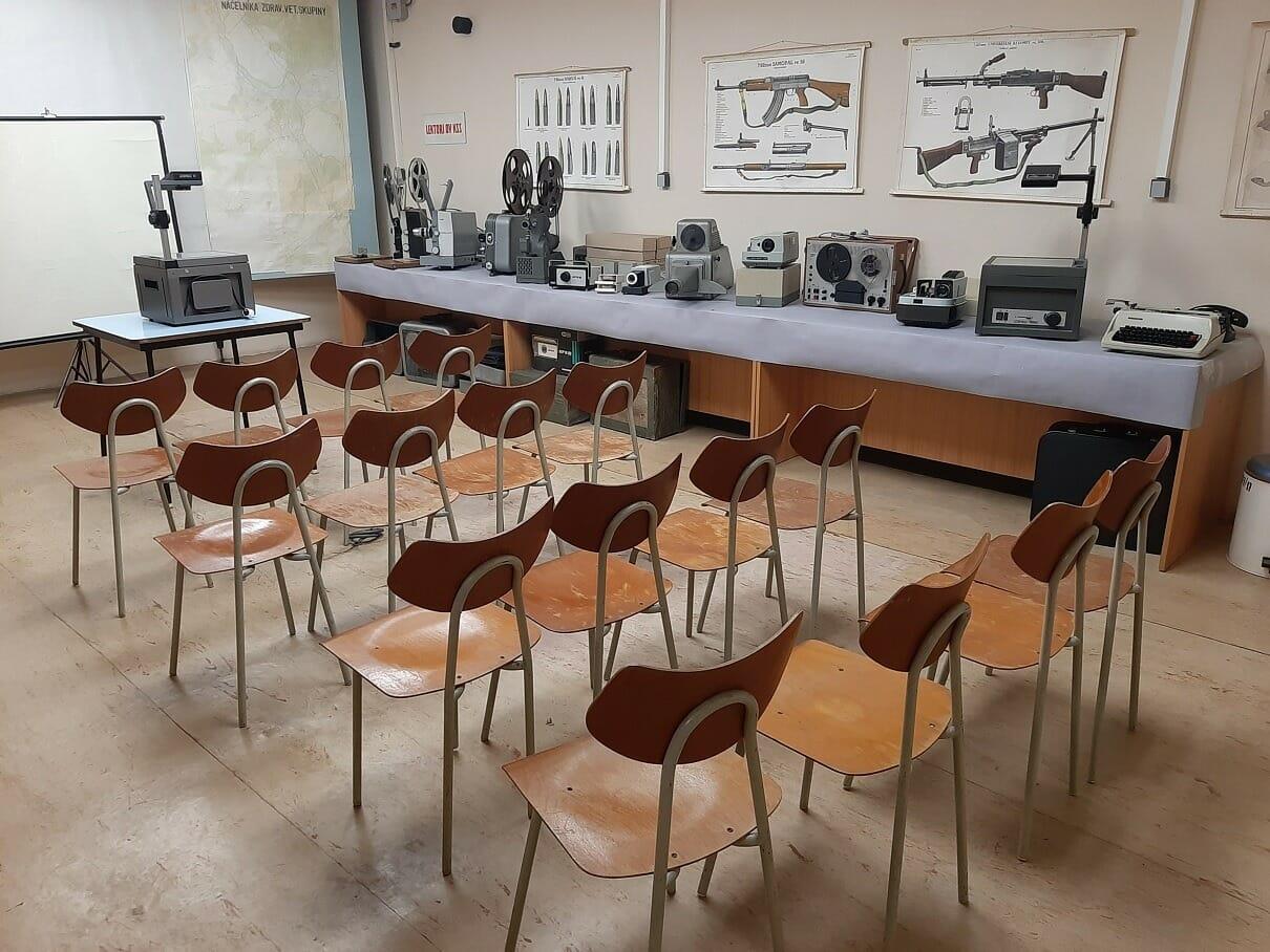 Múzeum približuje atmosféru a charakter studenej vojny