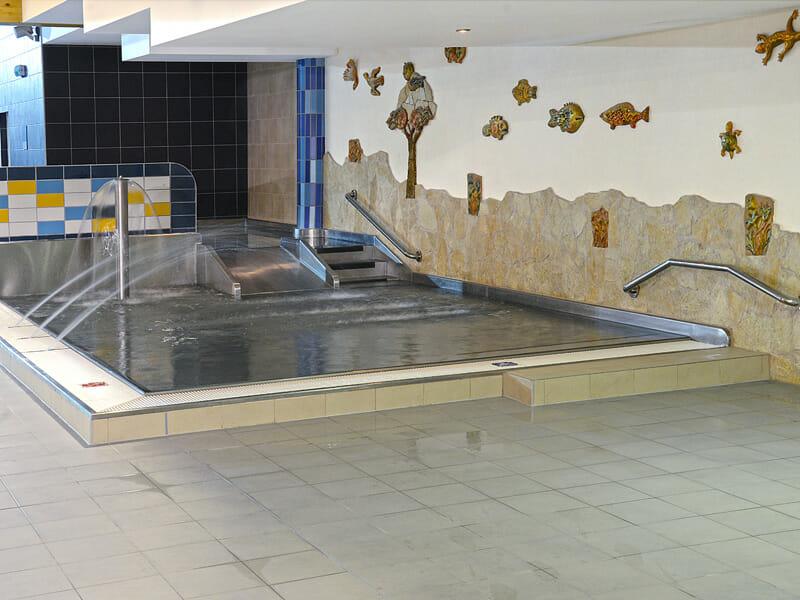 Detský vnútorný bazén