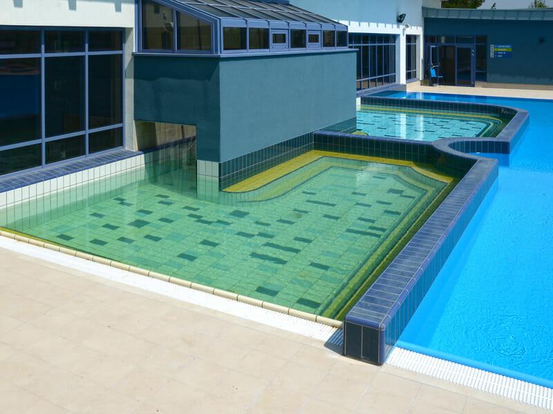 Sedacie bazény