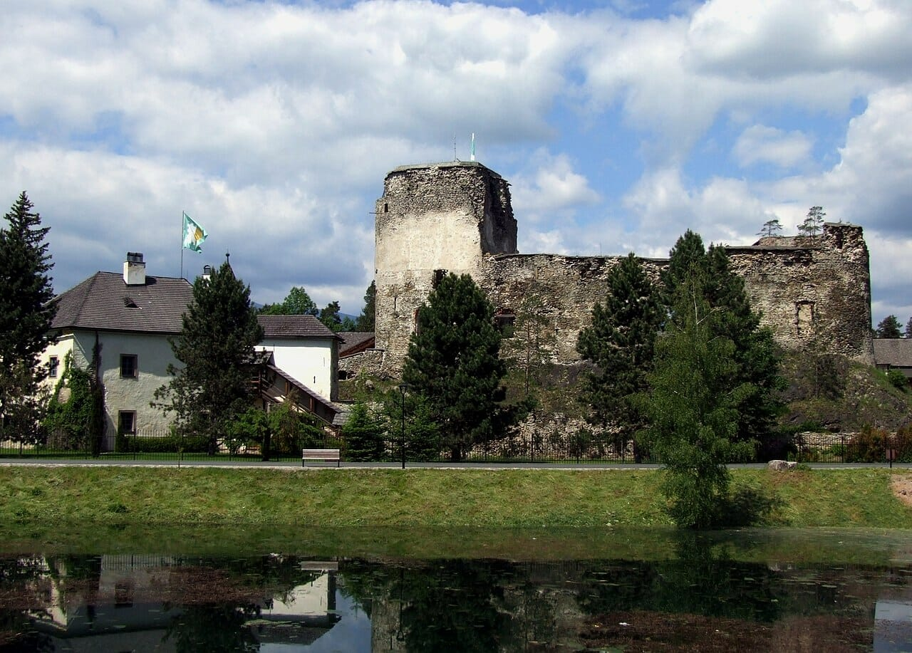 Hrad a kaštieľ v Liptovskom hrádku