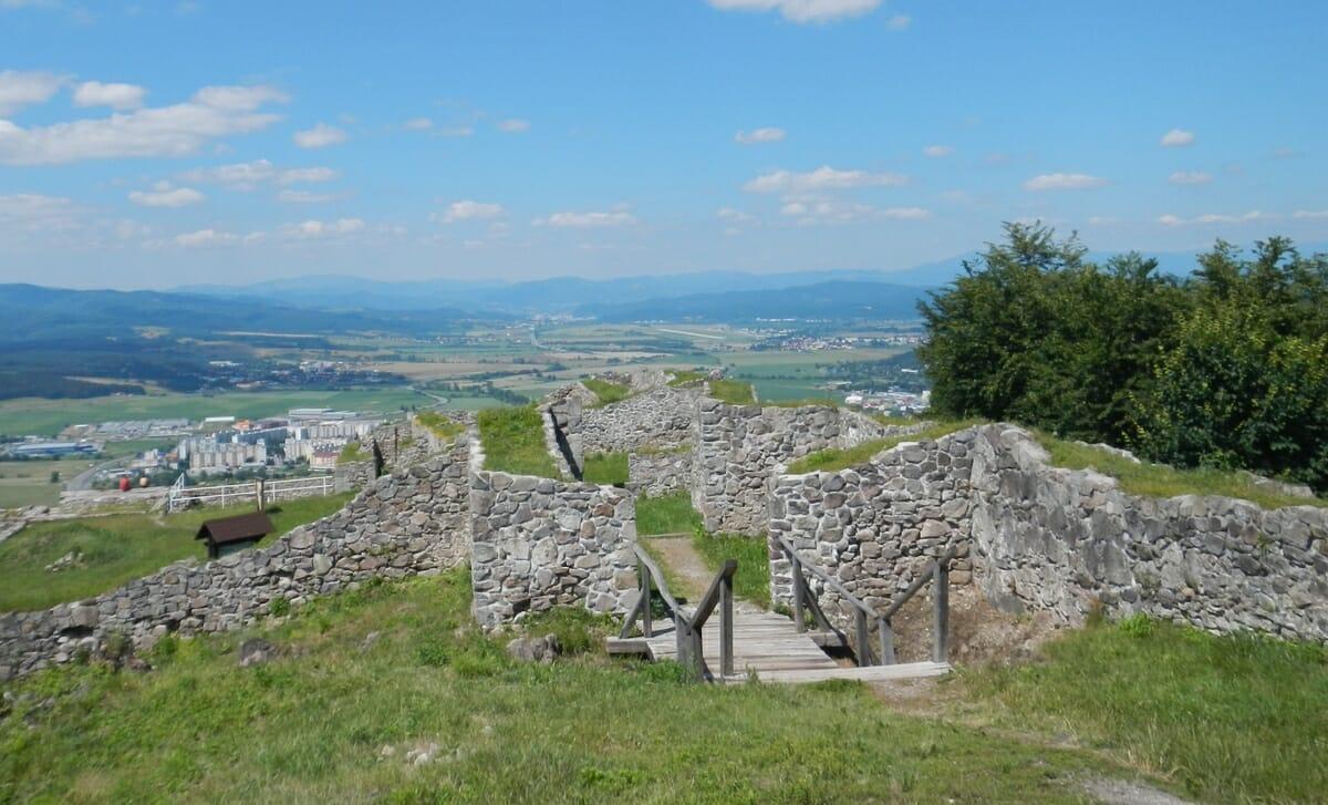 Dončov hrad