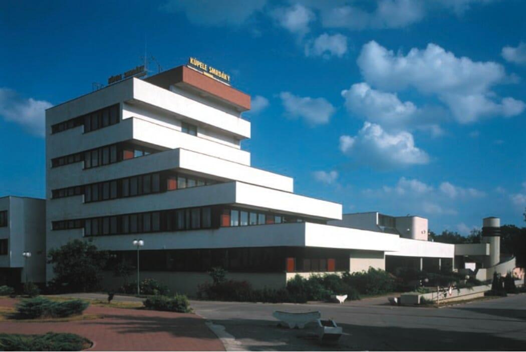 Liečebný dom Central po dokončení
