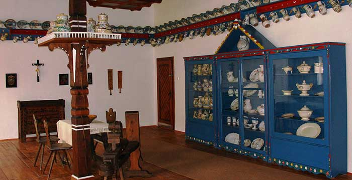Záhorské múzeum – Blahovská izba