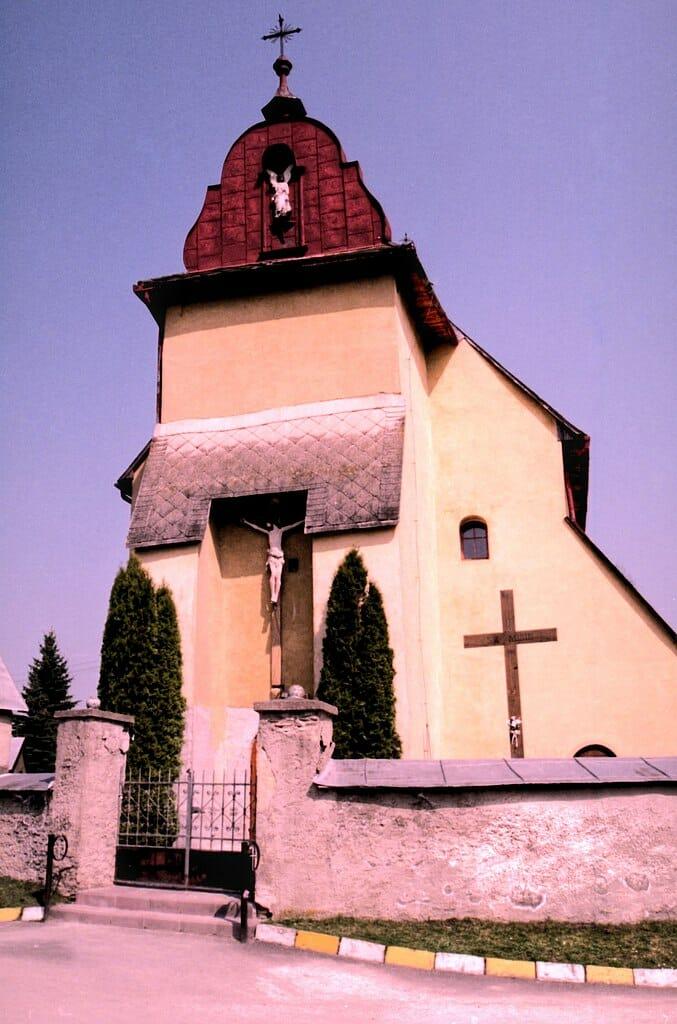 Rímskokatolícky kostol sv. Petra a Pavla Matiašovce